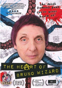 The Heart Of Bruno Wizard (DVD)