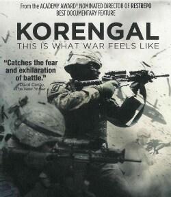 Korengal (Blu-ray Disc)