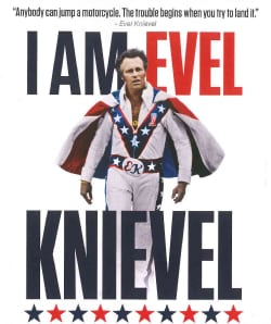I Am Evel Knievel (Blu-ray Disc)