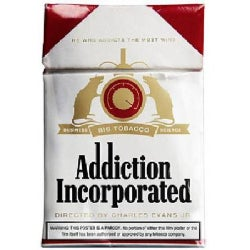 Addiction Incorporated (DVD)