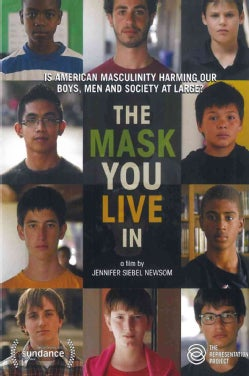 The Mask You Live In (DVD)