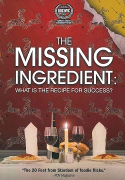The Missing Ingredient (DVD)