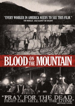 Blood on The Mountain (DVD)