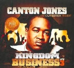 Canton Jones - Kingdom Business 3