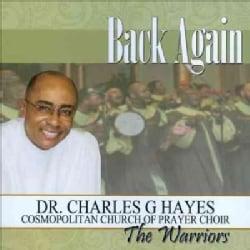 Charles Hayes - Back Again
