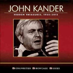 John Kander - Kander: Hidden Treasures: 1950-2015