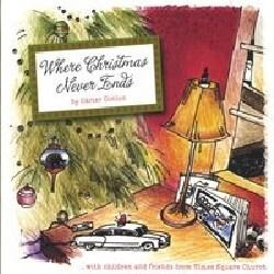 CARTER CONLON - WHERE CHRISTMAS NEVER ENDS