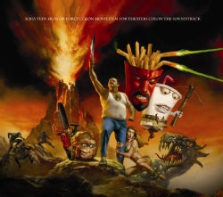 Various - Aqua Teen Hunger Force Colon Movie Film for Theaters (OST) (Parental Advisory)
