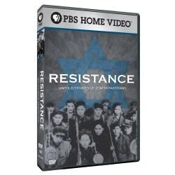 Resistance: Untold Stories of Jewish Partisans (DVD)