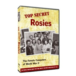 Top Secret Rosies: The Female Computers of WWII (DVD)