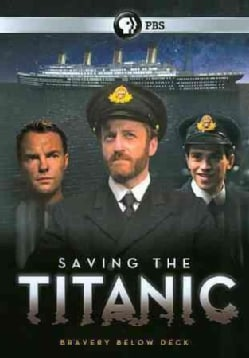 Saving The Titanic (DVD)