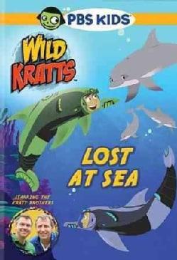 Wild Kratts: Lost at Sea (DVD)