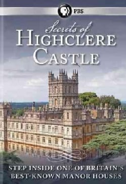 Secrets of Highclere Castle (DVD)