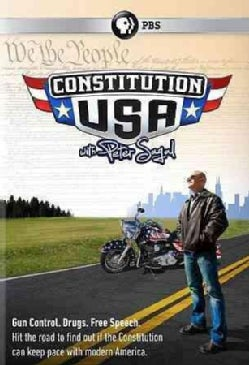 Constitution USA with Peter Sagal (DVD)