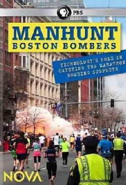 Nova: Manhunt: Boston Bombers (DVD)