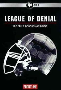 Frontline: League of Denial: The NFL's Concussion Crisis (DVD)