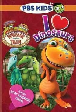 Dinosaur Train: I Love Dinosaurs (DVD)