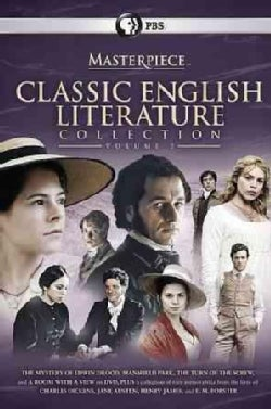 Masterpiece Classic: Vol. 2: English Literature Collection (DVD)