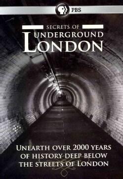Secrets of Underground London (DVD)