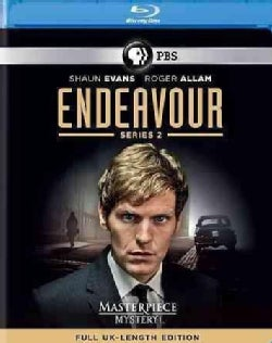 Endeavour: Series 2 (Blu-ray Disc)