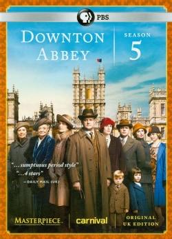Downton Abbey: Season 5 (DVD)