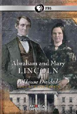 American Experience: Abraham and Mary Lincoln: A House Divided (DVD)