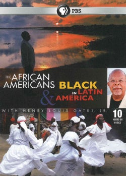 The African Americans and Black in Latin America (DVD)