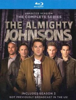 The Almighty Johnsons: Seasons 1, 2, 3 (Blu-ray Disc)