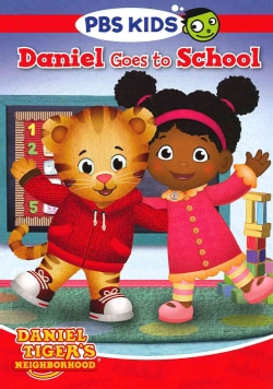 Daniel Tiger's Neighborhood: Daniel Goes to School (DVD)