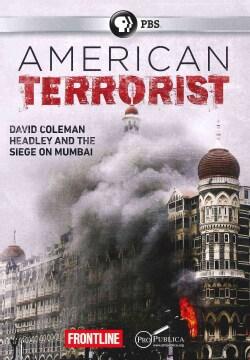 Frontline: American Terrorist (DVD)