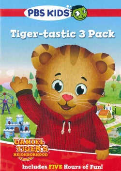 Daniel Tiger's Neighborhood: Tiger-Tastic 3 Pack (DVD)