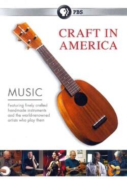 Craft in America: Music (DVD)