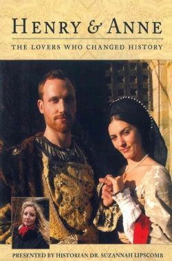 Henry and Anne: The Lovers Who Changed History (DVD)
