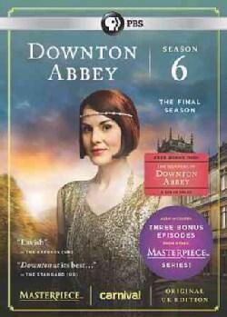 Downton Abbey: Season 6 (UK Ed)/Manners of Downton Abbey (DVD)