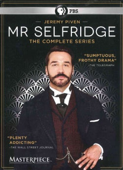 Mr. Selfridge: The Complete Series (DVD)