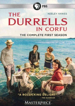 The Durrells in Corfu (Full Length U.K. Edition) (DVD)