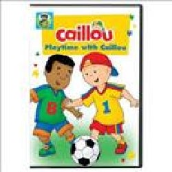 Caillou: Playtime with Caillou (DVD)