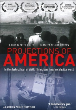Projections of America (DVD)