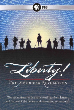 Liberty! The American Revolution (DVD)