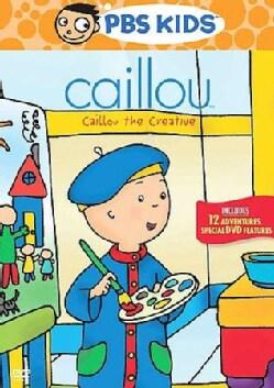 Caillou the Creative (DVD)