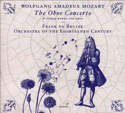 Frank De Bruine - Mozart: The Oboe Concerto