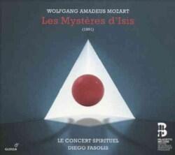 Flemish Radio Choir - Mozart: Les Mysteres D'Isis