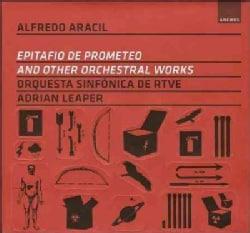 Orquesta Sinfonica De RTVE - Aracil: Epitafio de Prometeo and Other Orchestral Works
