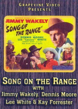 Song Of The Range (DVD)