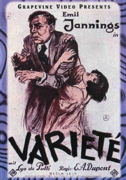 Variety (DVD)