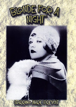 Blonde For A Night (DVD)