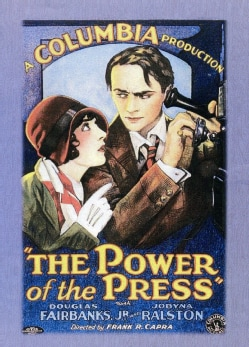 The Power of the Press (DVD)