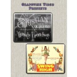 Howdy Broadway/Swing High (DVD)