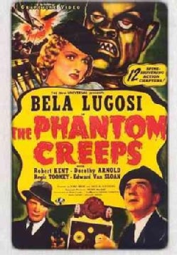 The Phantom Creeps (DVD)
