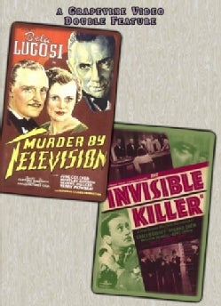 Murder By Television/Invisible Killer (DVD)